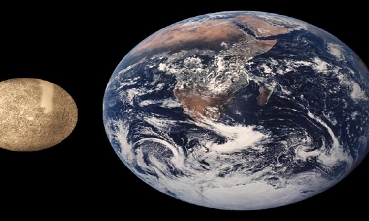 العالم يشهد مرور كوكب عطارد أمام الشمس فى ظاهرة نادرة