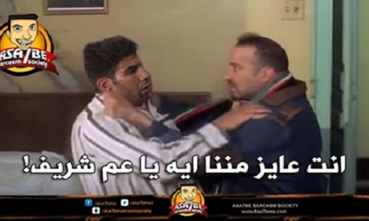 بالكوميكس .. ثورة الأهلوية على اكرامى : الحراسة مش وراثة !!