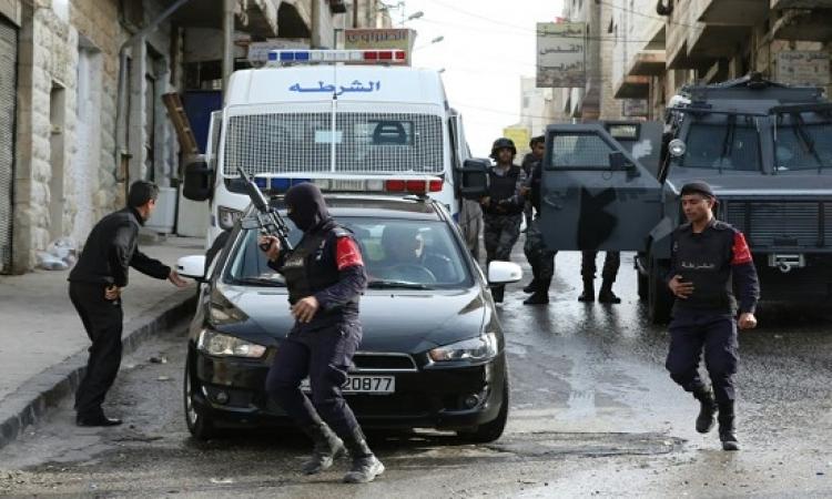 استشهاد 5 ضباط مخابرات اردنيين فى هجوم إرهابى على مكتبهم