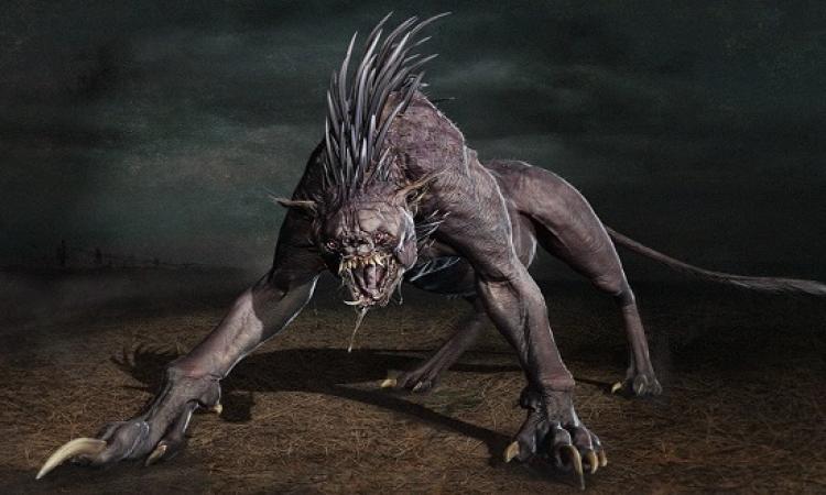 بالصور .. ظهور حيوان غريب مصاص للدماء .. الاسطورة !!