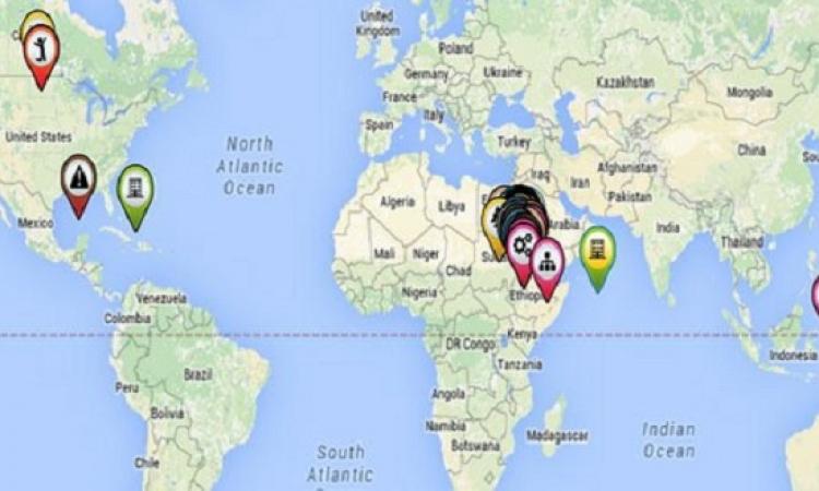خرائط ممتاز الأولى بمصر للحصول على وظيفة احلامك
