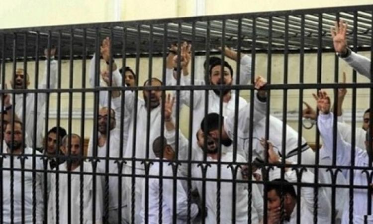 جنايات القاهرة تستكمل محاكمة 156متهم بقضية مذبحة كرداسة اليوم
