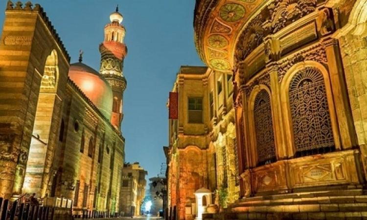 قصور الثقافة تحتفل بذكرى ثورة 30 يونيو بشارع المعز