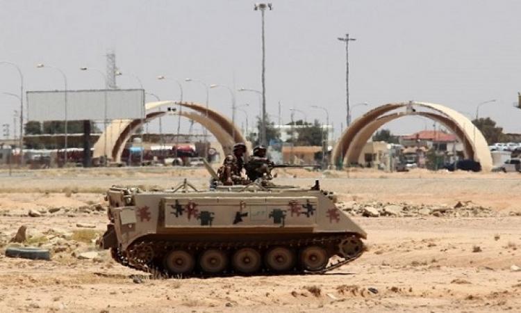 مقتل وإصابة 20 جندى أردنى بانفجار سيارة مفخخة قرب حدود سوريا