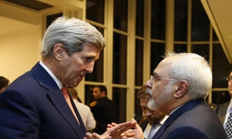 خلال لقاءه ظريف .. كيرى يحذر موسكو بشأن محاسبة الأسد