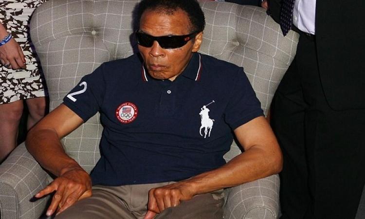 وفاة أسطورة الملاكمة محمد على كلاى عن 74 عاما