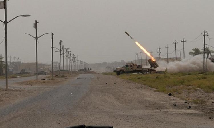 الجيش العراقى يعلن قتل 340 داعشياً فى الفلوجة