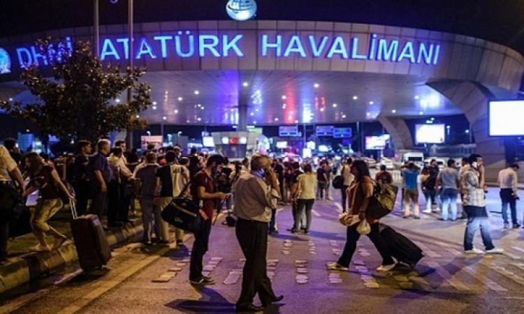 ارتفاع قتلى هجوم مطار اتاتورك لـ 36 شخص وانقرة تتهم داعش