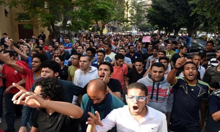 الحكم براءة 22 متهماً فى قضية تظاهرات جمعة الأرض