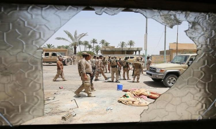معارك ضارية بين القوات العراقية وداعش قرب مخمور