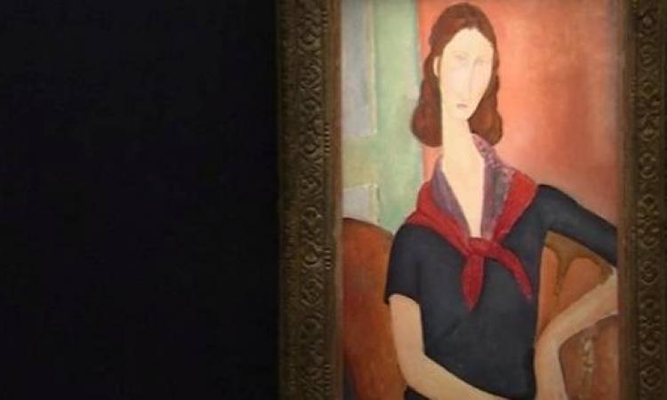 """بيع لوحة """"امرأة جالسة"""" بـ63 مليون دولار"""