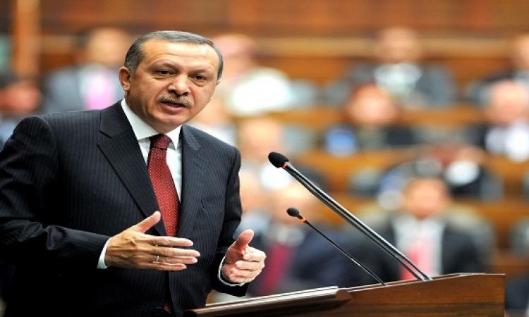 ارتفاع سعر الليرة التركية أمام الدولار بعد تصريحات أردوغان
