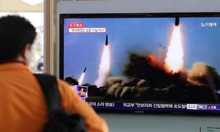 """إطلاق """"فاشل"""" لصاروخ باليستى فى كوريا الشمالية"""