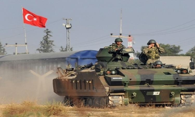 الجيش التركى يسيطر على البلاد ويعتقل أردوغان وأسرته