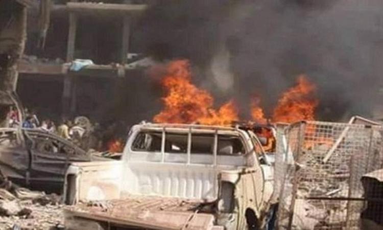 ارتفاع ضحايا هجوم داعش فى القامشلى إلى 190 قتيلا وجريحا