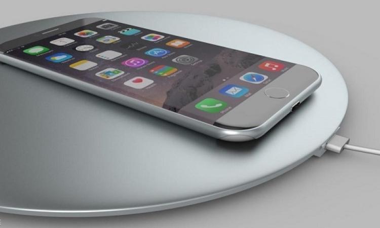 آيفون 7 بدون زر كتم الصوت الموجود بأحد جانبي الجهاز