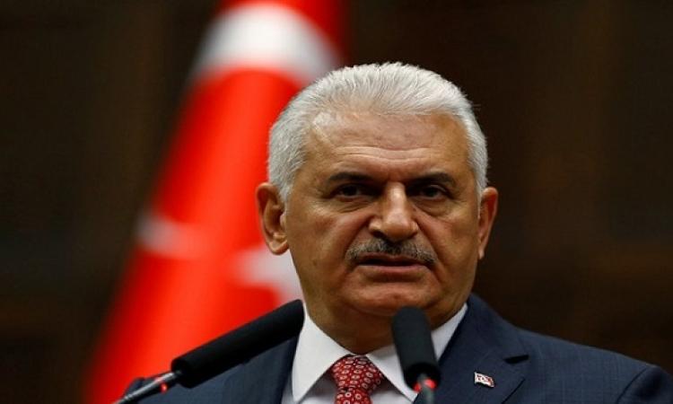 بن على يلدريم : تركيا بحاجة إلى تحسين العلاقات مع مصر