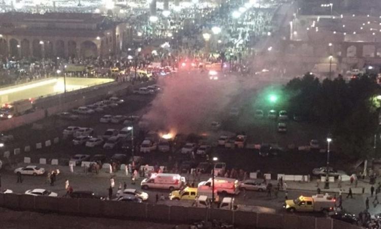 اعتقال 19 شخصا على خلفية تفجيرات المسجد النبوى