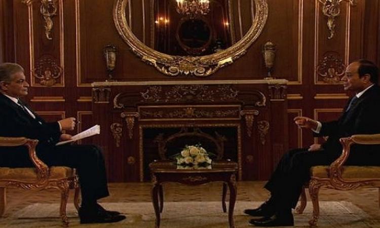 """بالفيديو .. آخرها """"الرئيس السيس"""" .. 6 سقطات فادحة لتليفزيون الدولة"""