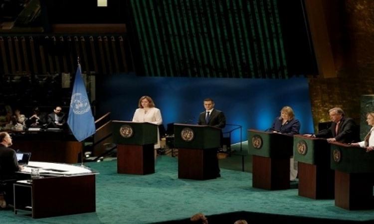 أول مناظرة تلفزيونية بين خلفاء الأمين العام الحالى للأمم المتحدة