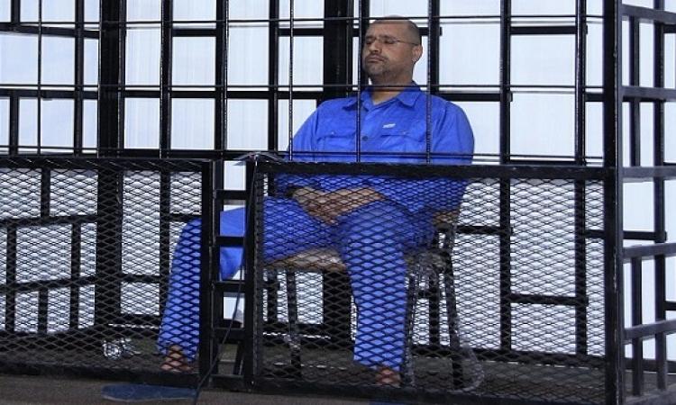 بعد الافراج عنه .. الجنائية الدولية تطالب بتسليمها سيف القذافى