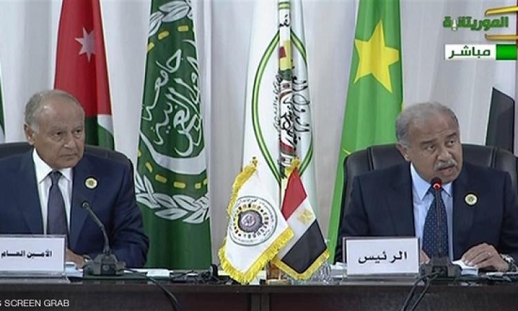 انطلاق أعمال القمة العربية الـ 27 فى نواكشوط