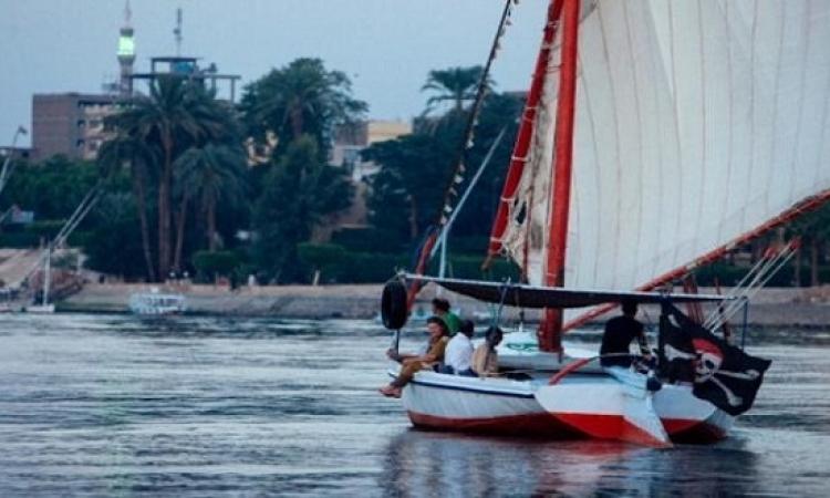 مصرع 4 باكستانيين إثر غرق مركب نيلى بمنطقة بولاق أبو العلا
