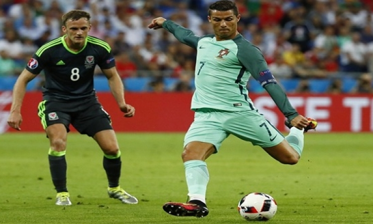 البرتغال تغتال أحلام ويلز بثنائية وتصعد لنهائى اليورو