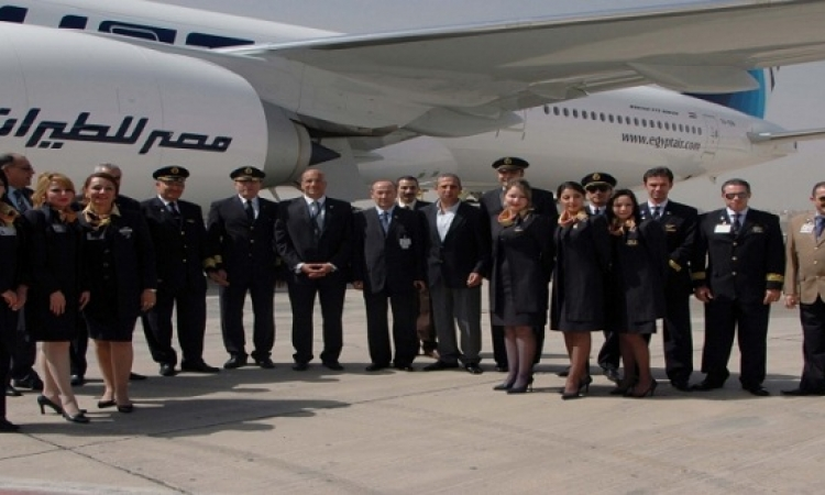 أزمة فى شركة مصر للطيران بسبب التوقيت الصيفى
