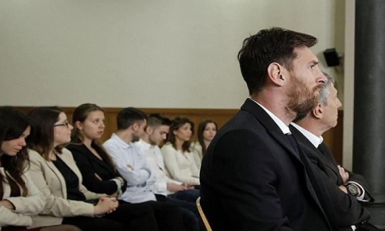 الحكم على ميسى بالسجن 21 شهراً بتهمة التهرب الضريبى