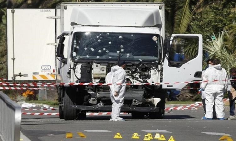 تنظيم داعش يتبنى رسمياً هجوم نيس فى فرنسا