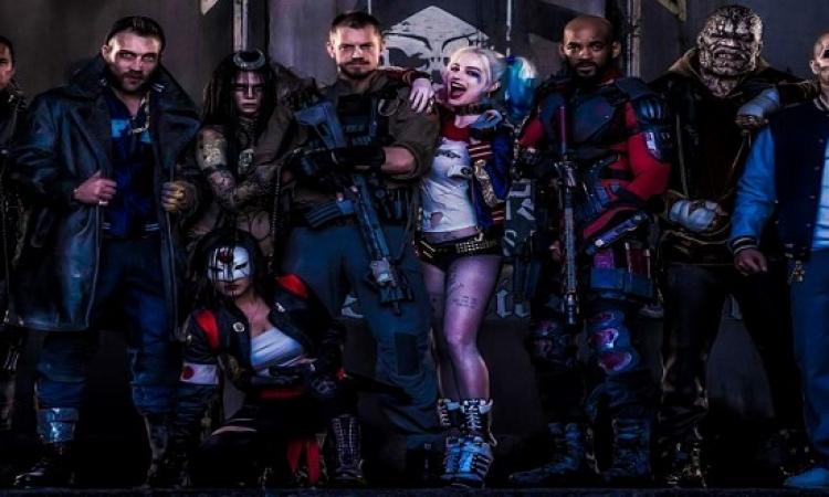 Suicide Squad يتصدر الإيرادات للأسبوع الثالث