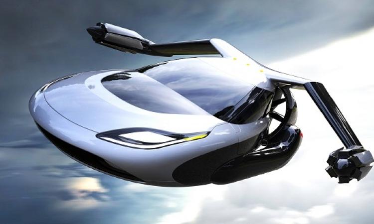 بالصور .. أول سيارة ذكية يمكنها الطيران .. ولوحدها كمان !!