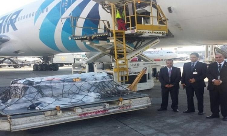 وصول جثمان د. احمد زويل الى القاهرة ظهر اليوم