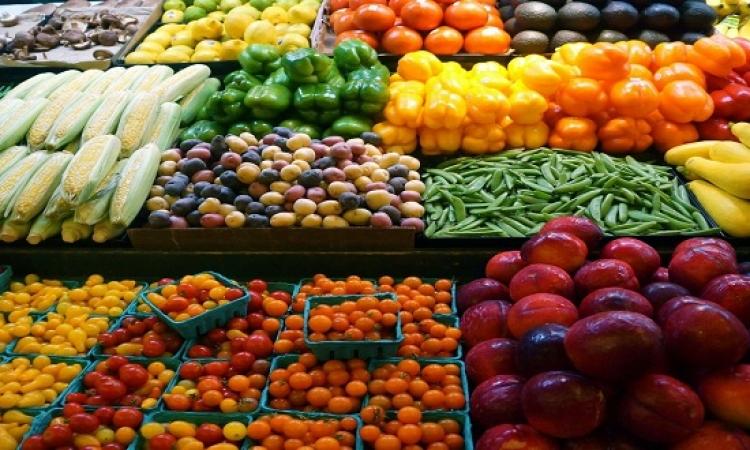 أسعار الخضروات والفاكهة اليوم بسوق العبور