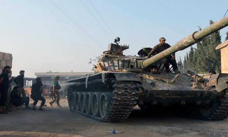 بعد تحرير شرقها .. المعارضة السورية تحاصر غرب حلب