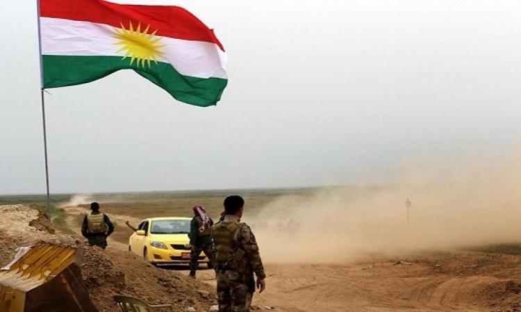 هجوم تمهيدى للبشمركة على الموصل لاستعادتها من داعش