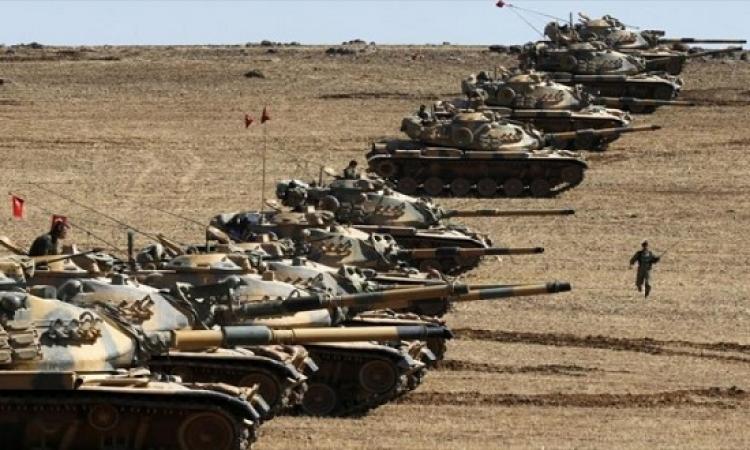 قوات درع الفرات تشن هجوماً على بلدة داعش الرمزية بسوريا