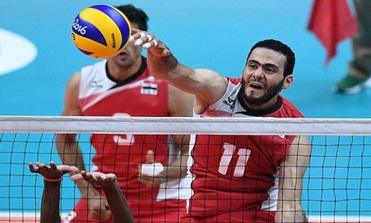 طائرة مصر تخسر من إيران وتودع الاولمبياد رسمياً