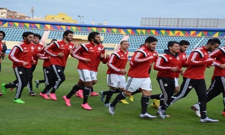 تعادل مصر مع غينيا بودية ضعيفة استعداداً لتصفيات المونديال