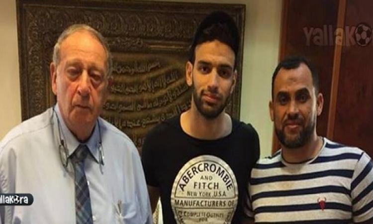 الأهلى يضم ميدو جابر مقابل 9 مليون وأحمد الشيخ