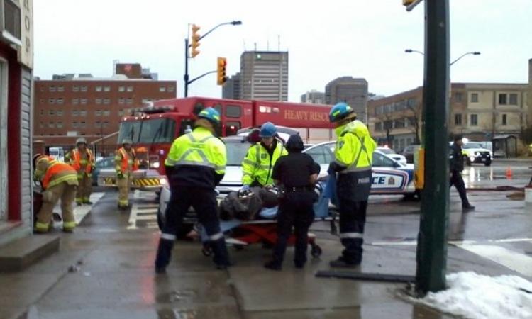 مقتل وإصابة 6 فى حادث طعن وسط لندن
