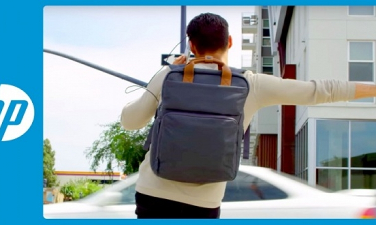 إتش بى تطرح حقيبة يمكنها إعادة شحن بطارية الحاسب
