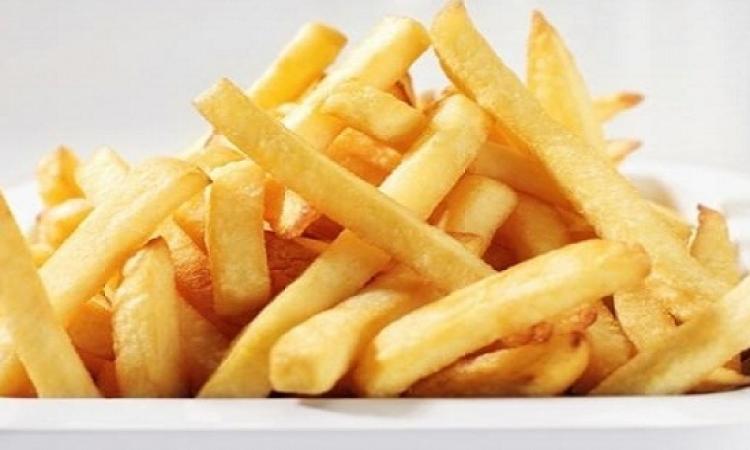 الأطعمة المقلية تضعف من قدرة الدماغ على ضبط الشهية