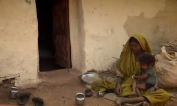 وفاة أكثر من 17 ألف شخص بسبب الجوع فى الهند
