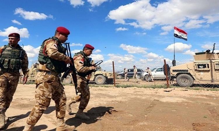 القوات العراقية تتقدم بالمحور الشمالى للموصل