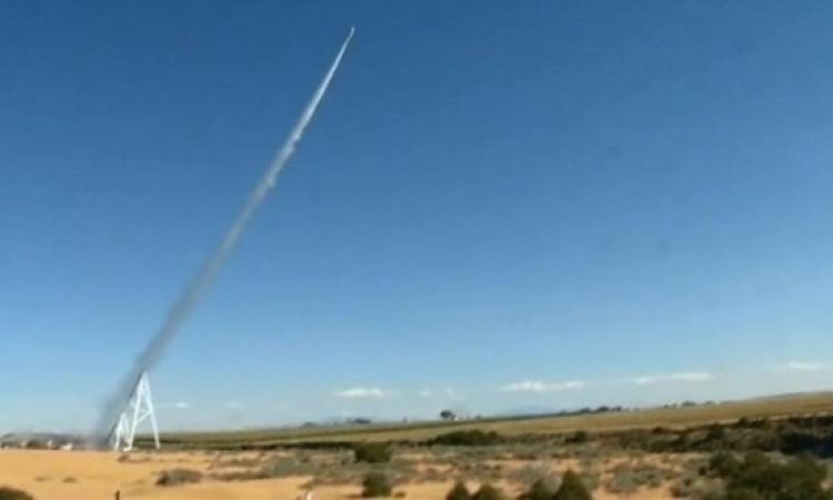 بالفيديو .. الرجل الصاروخ يعبر نهر الثعبان بسرعة 400 ميل !!