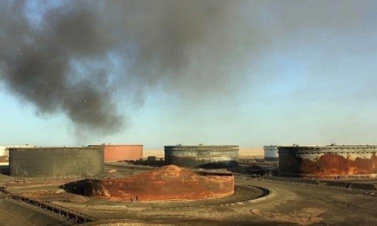أصداء واسعة حول سيطرة قوات حفتر على الهلال النفطى بليبيا