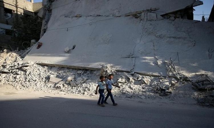 مسلحو الغوطة الشرقية يفرضون حظر التجول خلال ساعات الهدنة