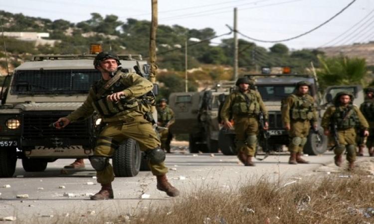 جيش الاحتلال الإسرائيلى يتأهب لضرب سوريا